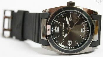 Jam Tangan Sport Pria Cowok Hilfiger Karet Plat Putih Tanggal gudangjamshop jam tangan ripcurl kw1