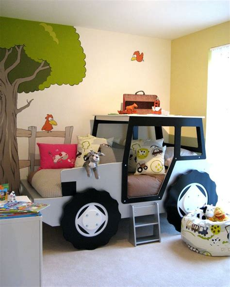 toddler boy themed bedrooms 25 best ideas about tractor bed on pinterest boys