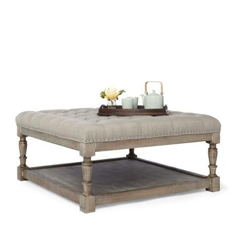 creston beige linen tufted ottoman best 25 beige decor ideas on beige
