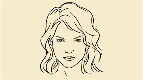 girl face drawing how to draw a girl s face 8 steps with pictures wikihow