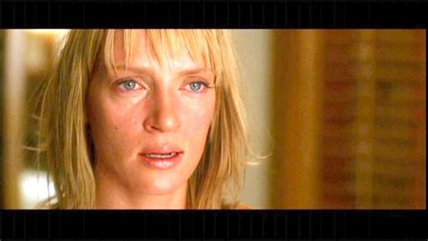 uma thurmans hair in kill bill photos of uma thurman