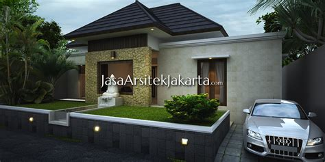 desain mushola rumah desain rumah gaya villa milik pak farid seluas 180 m2 yang