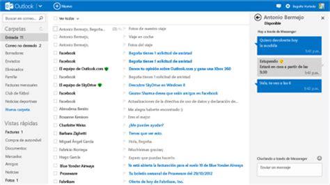 msn hotmail correo bandeja de entrada skype outlook y mas autos post
