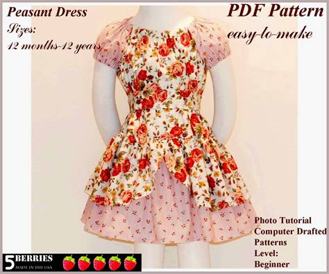 pattern free girl dress free printable sewing patterns alexandra girls dress