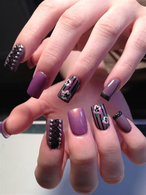pictures of newest nail trends 40 exles of latest trends in nail art for the current year