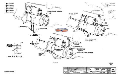 chevy high torque starter wiring diagram chevy get free