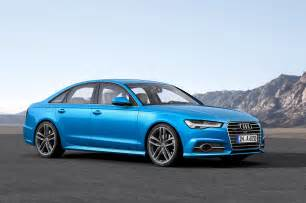 2016 audi a6 european spec side photo 1