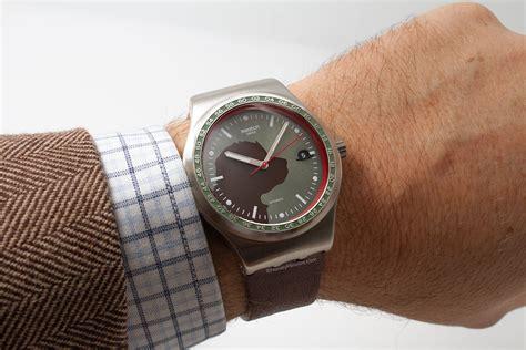 Swatch E swatch x hackett muffin el style de swatch en