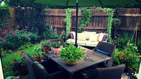 Small backyard paradise For the Home Pinterest