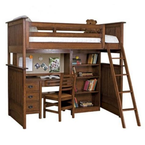 king size loft bed with stairs 25 best ideas about full size bunk beds on pinterest