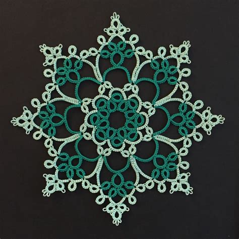 Tatting By The Bay Tatted Coaster Patterns Are In The Shop