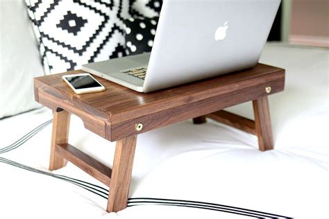 how to make a lap desk how to build a folding lap desk or breakfast tray desk