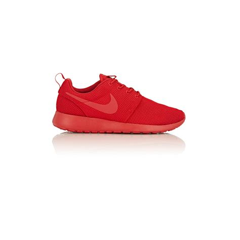 nike mens sneaker boots nike s roshe one sneakers in for lyst