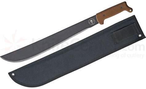 esee lite machete esee knives lite machete 18 quot condor blade micarta handles