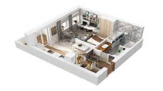 45 Feet To Meters 40 square meter apartment design in rome 3d youtube