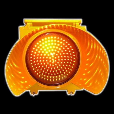 Warning Light Lu Ambulance 3 Lu Emergency Rotary solar marine beacons solar traffic beacons airport