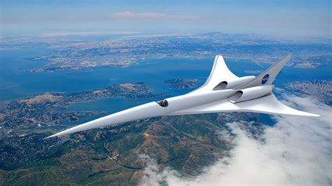 Teh Nasa nasa is investing in eco friendly supersonic airplane