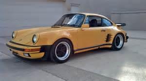911 Porsche For Sale 1986 Porsche 911 Turbo For Sale Buy Classic Volks