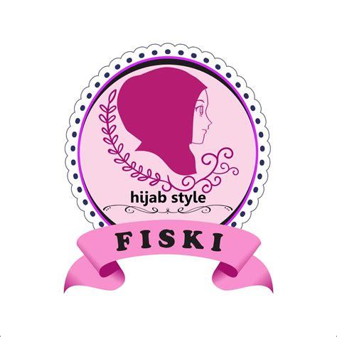 design logo olshop logo fiski arspic