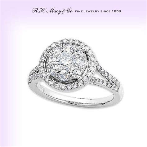 clarity engagement ring buying guide macy s