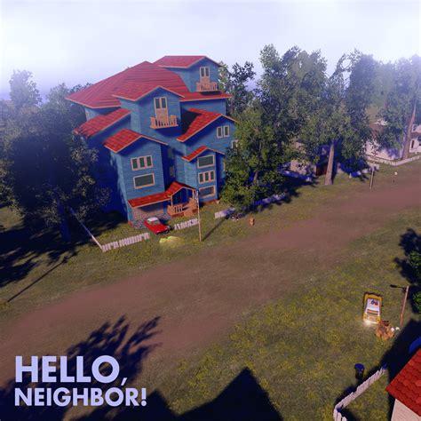 home design game neighbors hello neighbor alpha 2 ep 1 a hello neighbor a stealth horror game w advanced ai