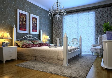 interior design bedroom wallpaper 2015 bedroom interior design with elegant wallpaper
