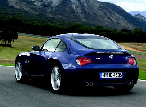 Bmw Coupe Z4 by 2007 Bmw Z4 M Coupe Review Top Speed