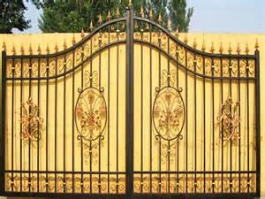 gate models for house images