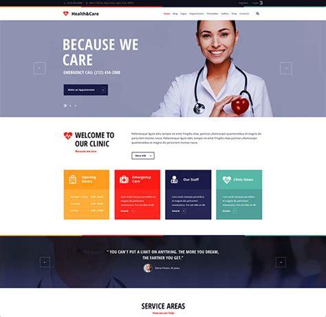 21 Health Website Themes Templates Free Premium Templates Healthcare Website Templates