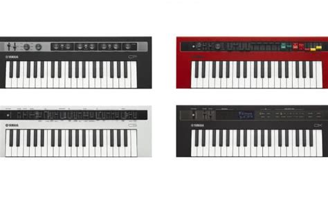 best synth for house music in depth review yamaha reface series keyboards