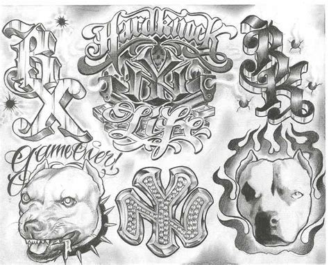 mexican tattoos and designs page 37