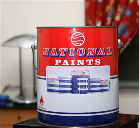 decorative products national paints factory   brochures