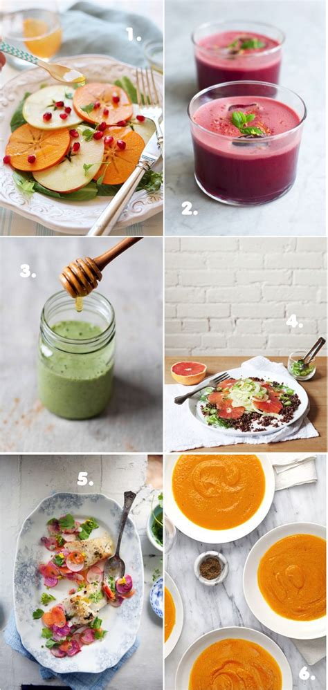 Winter Detox Recipes by A Winter Detox This This