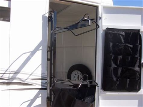 Pull Out Saddle Rack by Pin By Lou Hobbs On Trailer