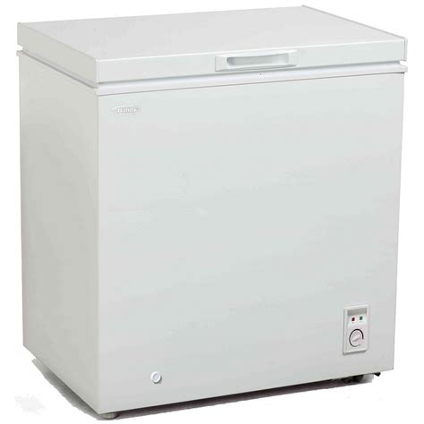 Chest Freezer Merk Sharp dcfm050c1wdb danby 5 0 cu ft chest freezer white