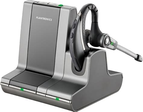 wireless headset for desk phone plantronics savi wo200 a over the ear dect wireless