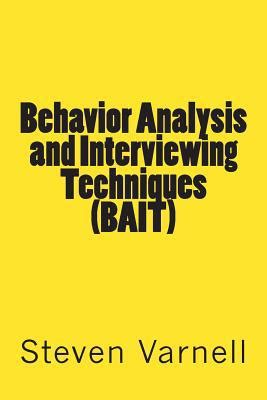 behavior analysis sles behavior analysis and interviewing techniques bait by
