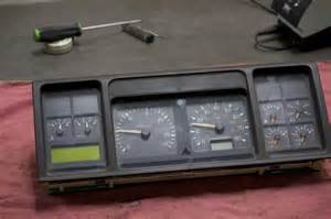 Volvo Instrument Cluster Repair Volvo Instrument Cluster Repair Heavy Haulers Rv