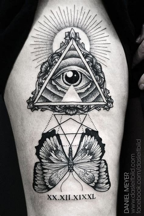 illuminati tattoo design illuminati eye images designs