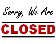 Open Closed Sign Template by Printable Signs Print Free Signs