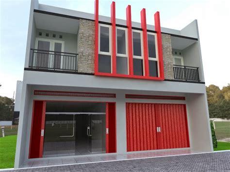 desain rumah ruko 20 contoh desain rumah ruko minimalis terkini design rumah