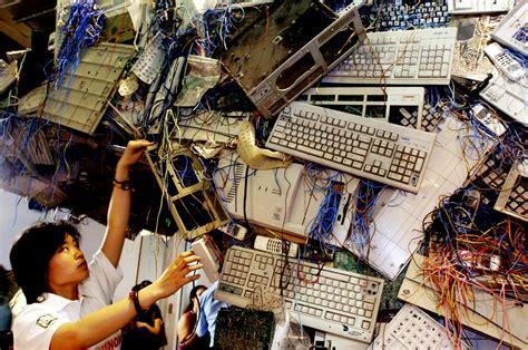 children electronic waste china the dangers of electronic waste al jazeera