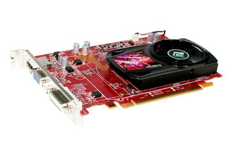 Vga Powercolor Radeon Hd 6570 1gb Ddr3 powercolor radeon hd 6570 1gb gddr 5 specificaties