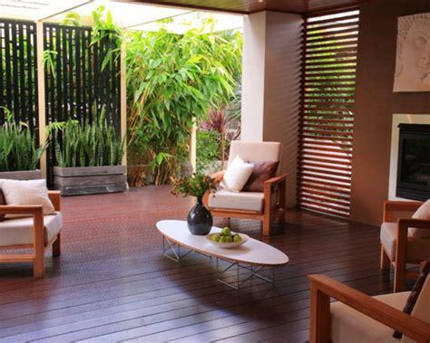 schöner sichtschutz für terrasse chestha idee kamin terrasse
