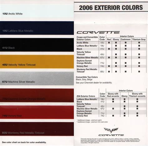 2014 gm paint colors autos weblog