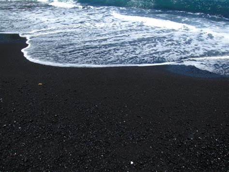 black sand game black sand beach waianapanapa beach maui this is the