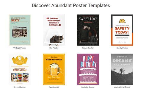 free poster maker templates wonderful free poster maker templates ideas resume ideas