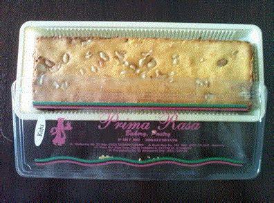 Brownies Prima Rasa Bakar Coklat Keju brownies panggang keju mr idr shop