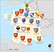 Cartes Des Regions Francaises