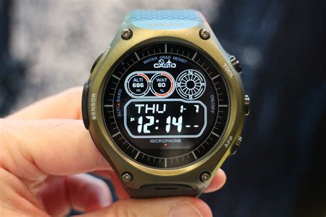 Casio Smartwatch Android the 5 best android wear smartwatches digital trends